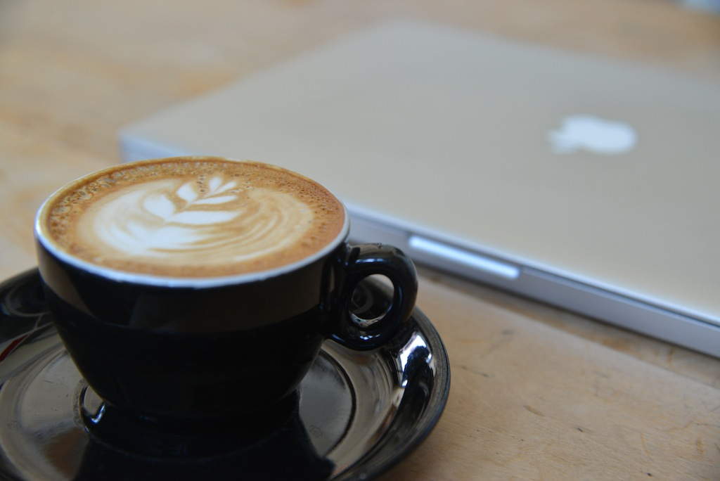 All about coffee and coffee shops