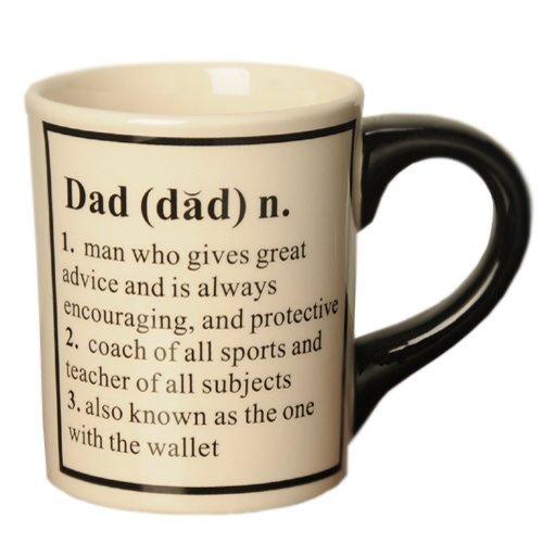 dad definition coffee mug fathers day gift