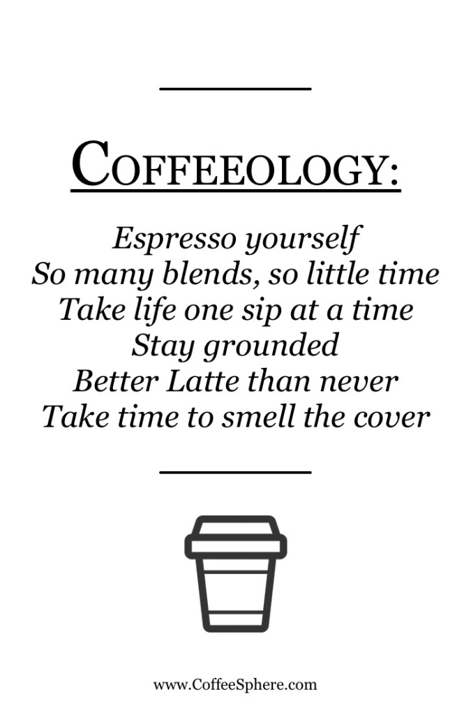 Marvelous Coffee Quotes Coffeeology