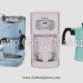retro coffee maker