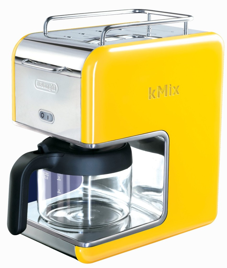 Delonghi Kmix Drip Coffee Maker