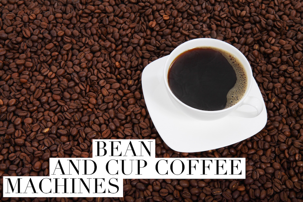 Best Bean To Cup Coffee Machines Grind To Brew