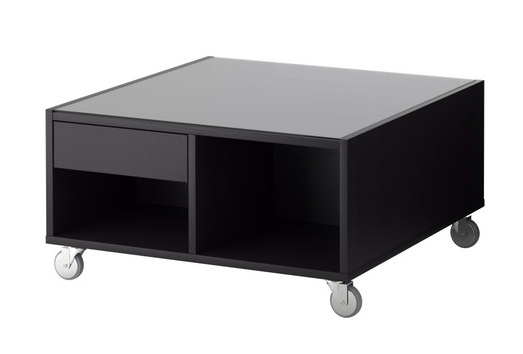 8 coffee tables for coffee lovers of every taste coffeesphere - Table a roulettes ikea ...