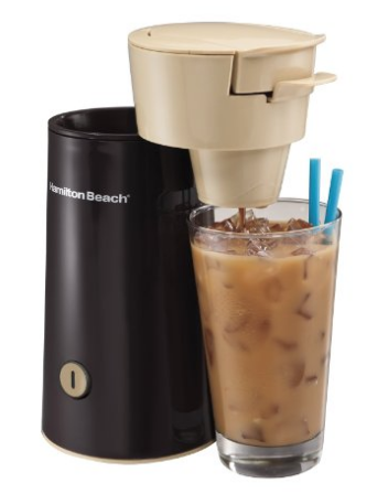 how to make flavored iced coffee at home