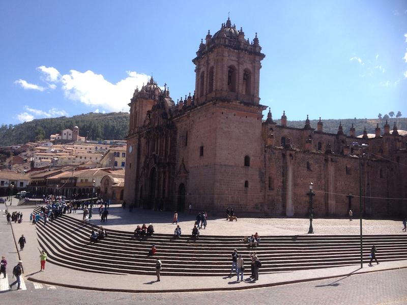 Starbucks Cusco
