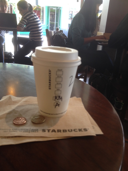 Starbucks Queenstown