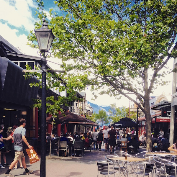 The Mall Queenstown