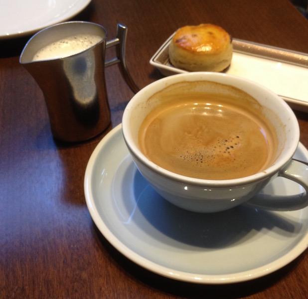 Espresso in Langham Xintiandi