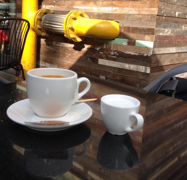Espresso at Sproutswork Xintiandi