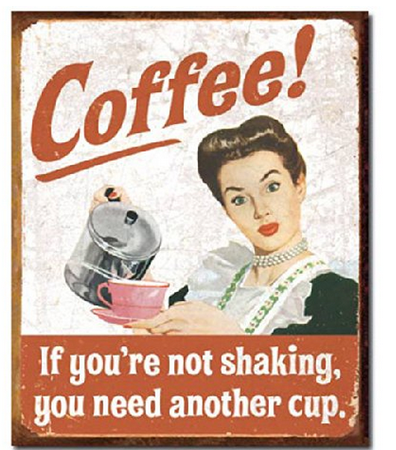 Coffee Posters Retro ~ Wish list worthy vintage coffee posters coffeesphere