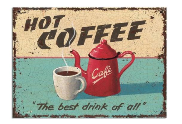 Coffee Posters Retro ~ Wish list worthy vintage coffee posters coffeesphere