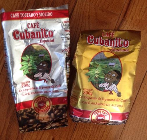 Cafe Cubanito Ecuador