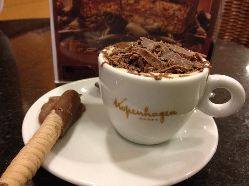 Kopenhagen Coffee Sao Paulo