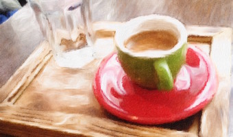 26 Fantastic Coffee Experiences Converted into Art