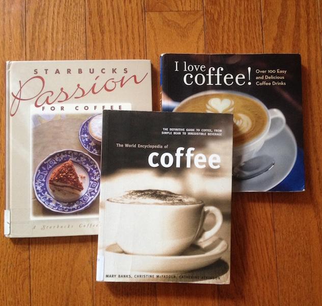 coffee books