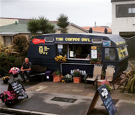 The Coffee Owl