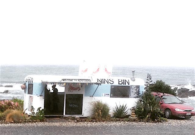 Nin's Bin Kaikoura New Zealand