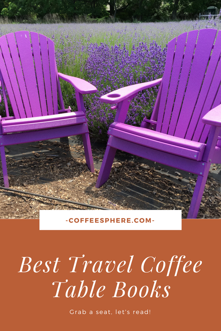 10 Best Travel Coffee Table Books Coffeesphere