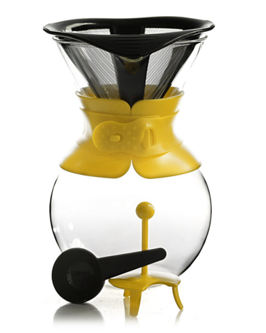 Yellow Filter Coffee Maker : 8 Yellow Coffee Makers to Bring Sunshine to Your Days - CoffeeSphere
