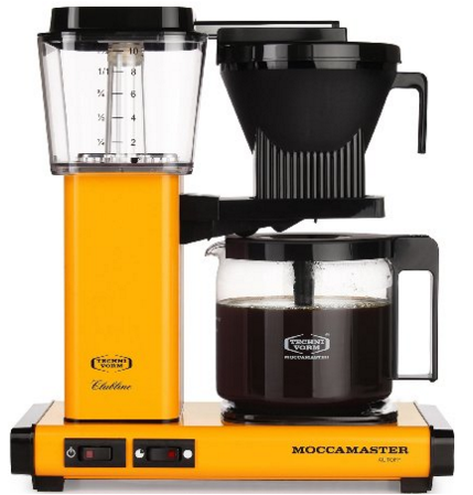 8 Yellow Coffee Makers to Bring Sunshine to Your Days - CoffeeSphere