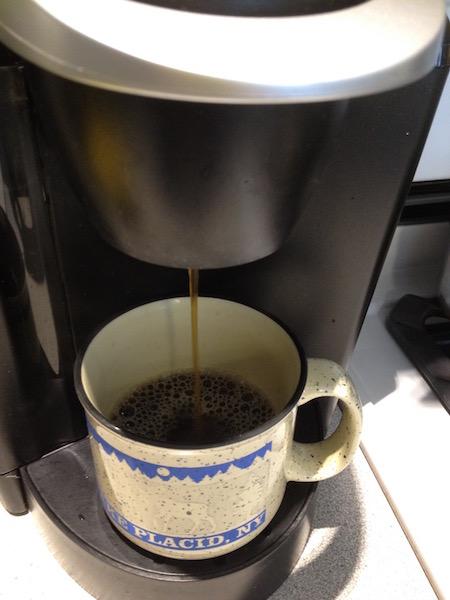 Keurig K40 K45 Elite Brewing System Review Coffeesphere