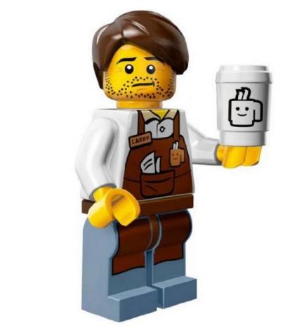 Lego barista