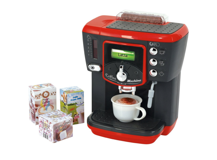 Playgo toy coffee machine