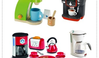 Toy coffee makers