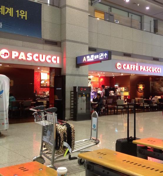 Caffe Pascucci Seoul