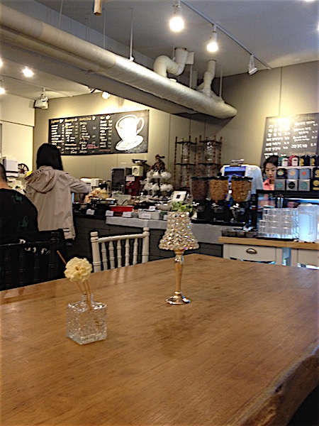 Cafe Factoreal Seoul