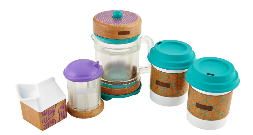 Fisher Price Early Bird Barista Set