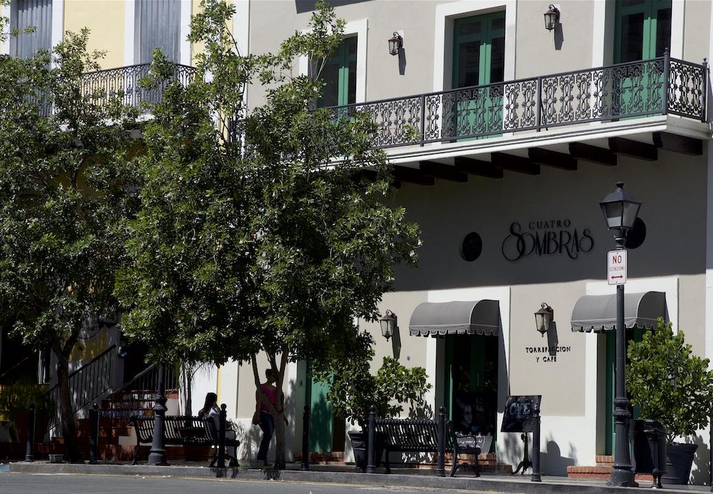 Cuatro Sombras Old San Juan