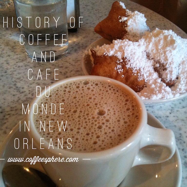 Cafe A La Monde New Orleans