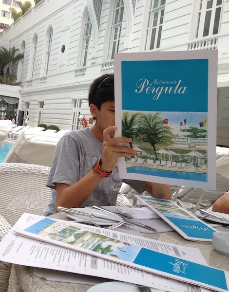 Copacabana Hotel Rio de Janeiro