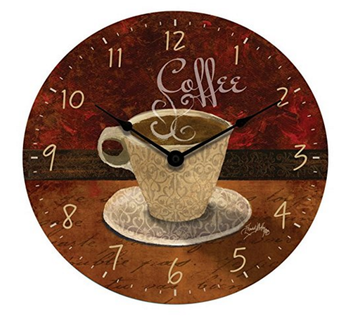 10 Whimsical Clocks Inspired By Coffee Coffeesphere
