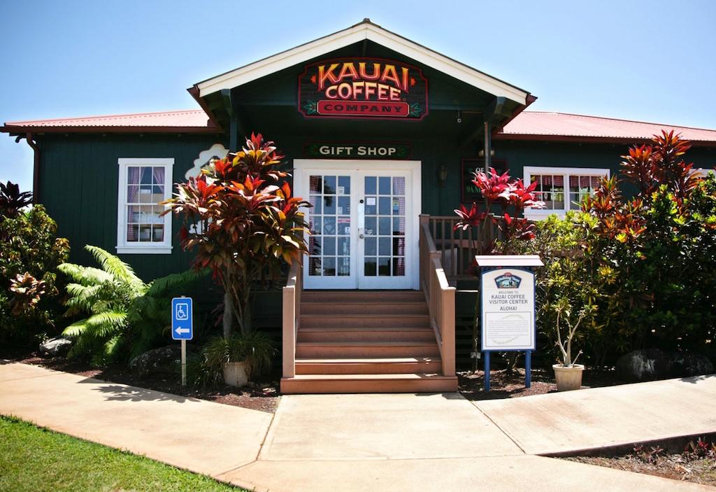 Photo credit: Kauai Coffee Company