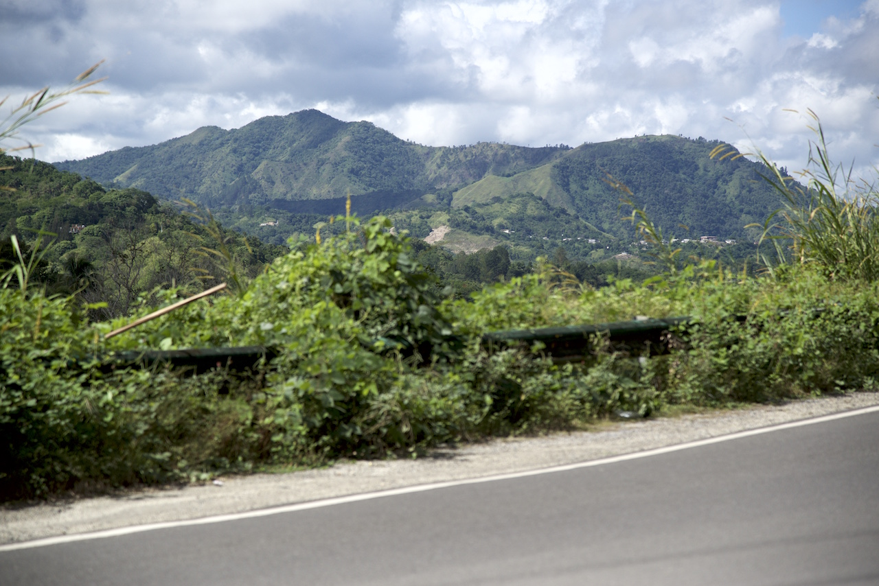 Puerto Rico Mountains