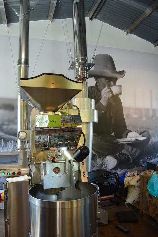 Manzanita Coffee Roasting