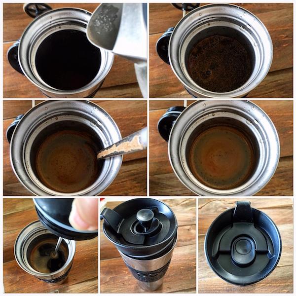 Bodum Travel Mug Bodum Travel Mug Plastic With Bodum