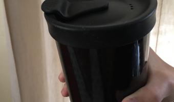 Presse by bobble: A Coffee Press and Travel Mug