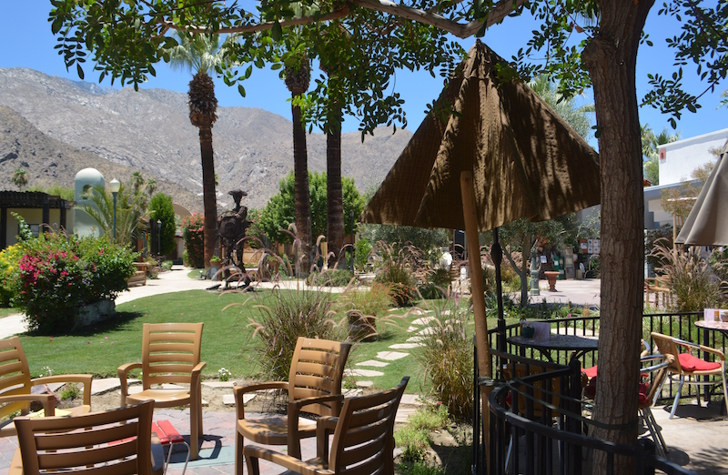 Koffi Cafe in Palm Springs