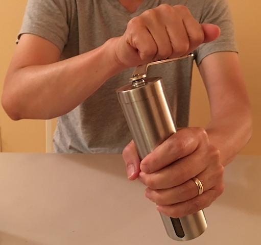 Use a burr grinder