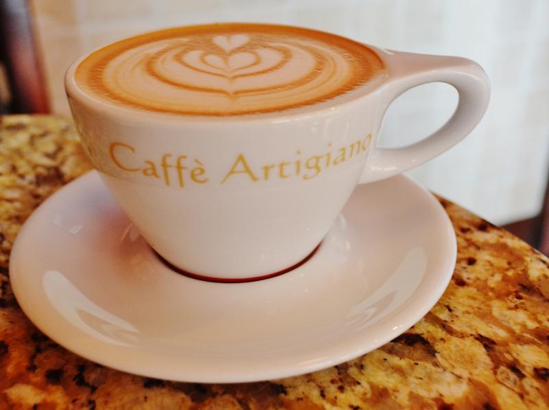 Caffe Arrigiato Vancouver