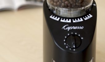 Capresso 560.01 Infinity Burr Coffee Grinder [Review]