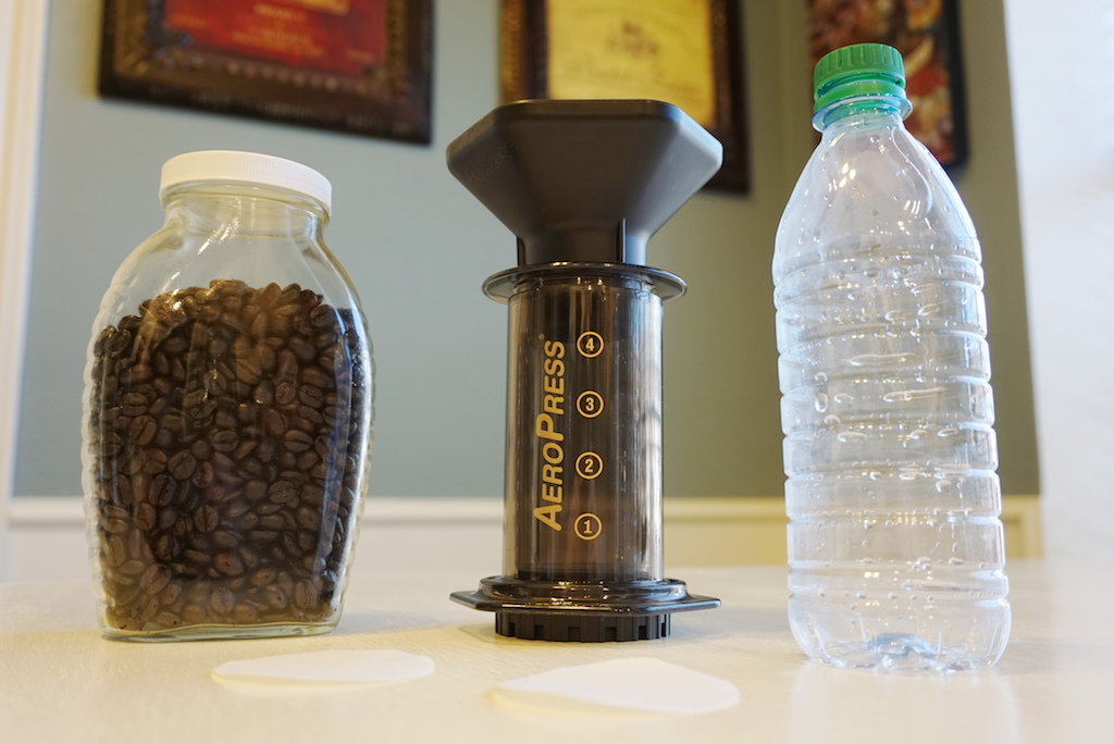 Things you need for cold brew coffee