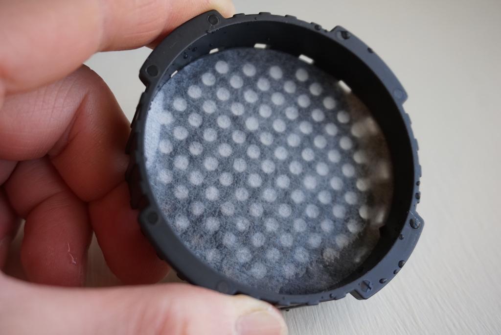 aeropress coffee maker filter