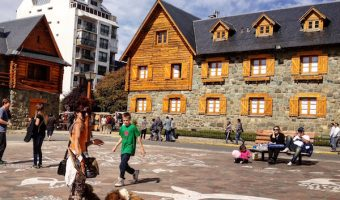 Coffee and Chocolate in Bariloche Argentina
