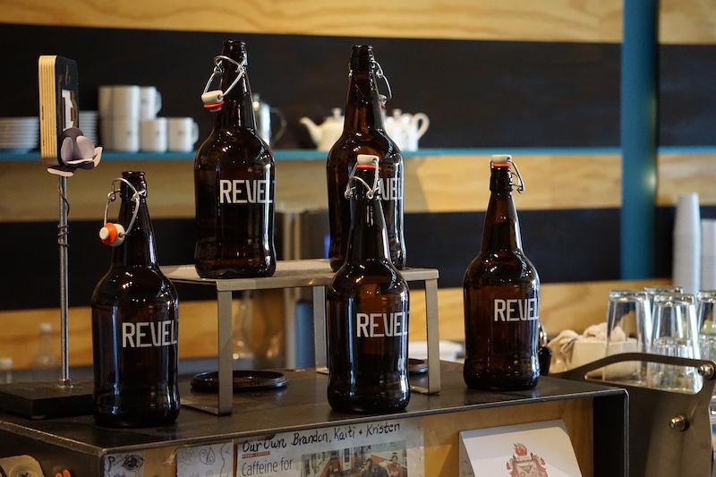 Revel 77 Nitro Coffee to-go