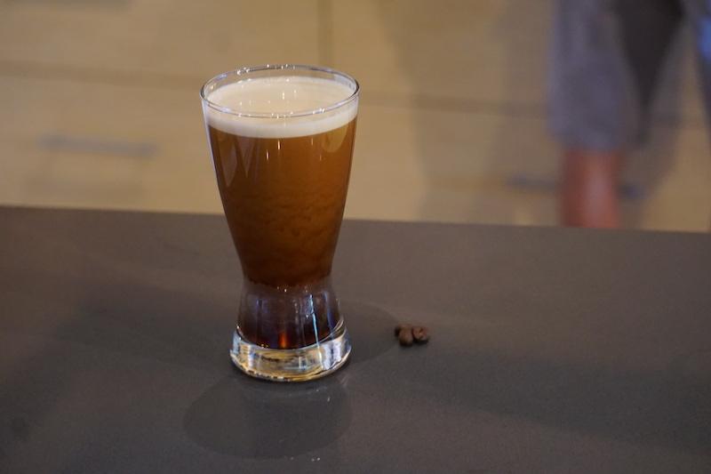 nitro brew from Revel 77