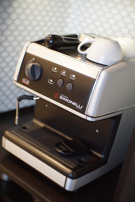 espresso machine for prosumers
